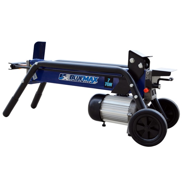 Blue Max 7-ton 14,000-pounds Electric Log Splitter