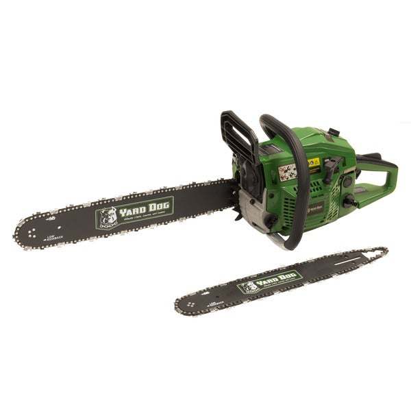 Yard Dog 2-in-1 14-inch/ 20-inch Combination Chainsaw