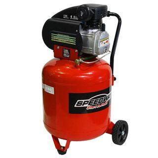 Speedway 15-gallon Vertical Air Compressor