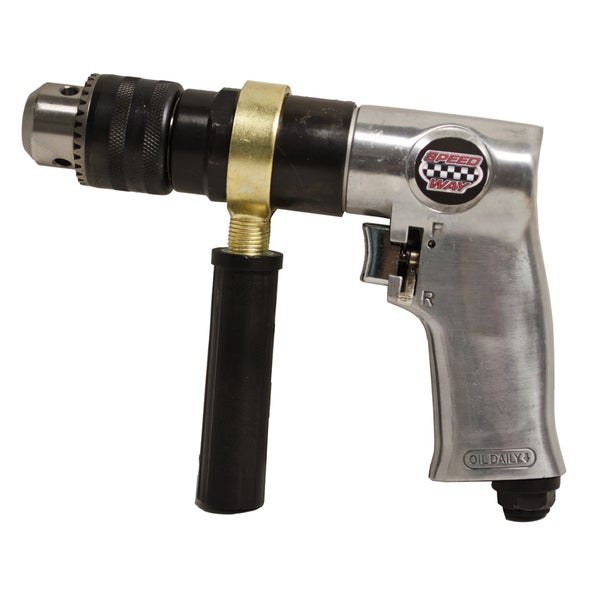 Speedway .5 Variable Speed Reversible air drill