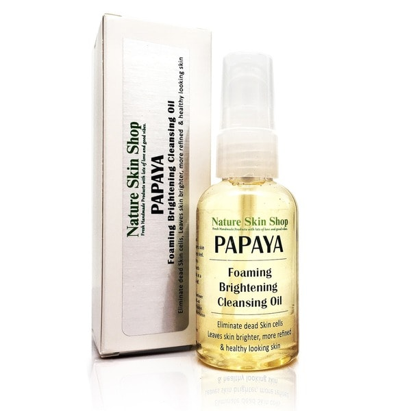 Papaya Foaming Brightening Cleansing Oil