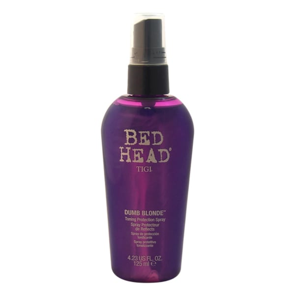 Tigi Dumb Blonde 4.23-ounce Toning Protection Spray