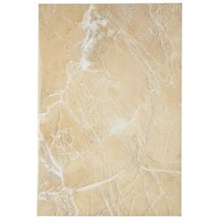 SomerTile 8x12-inch Callista Arena Ceramic Wall Tile (Case of 16)