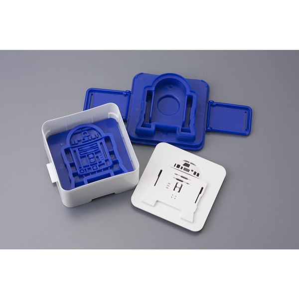 Star Wars Pouch Sandwich Shaper - R2-D2