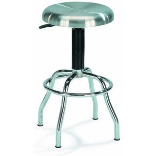 Stainless Steel Adjustable Bar Stool