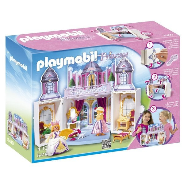 Playmobil My Secret Princess Castle Play Box Playset