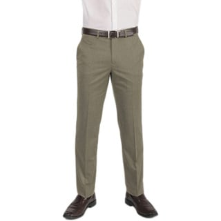 Dockers Performance Men's Cross Dye Bone Texture Straight Fit Olive Pant