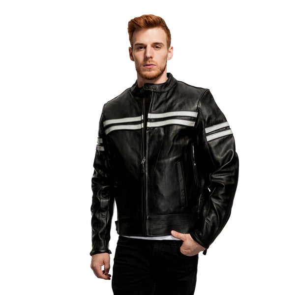 Men's Dare Leather Jacket