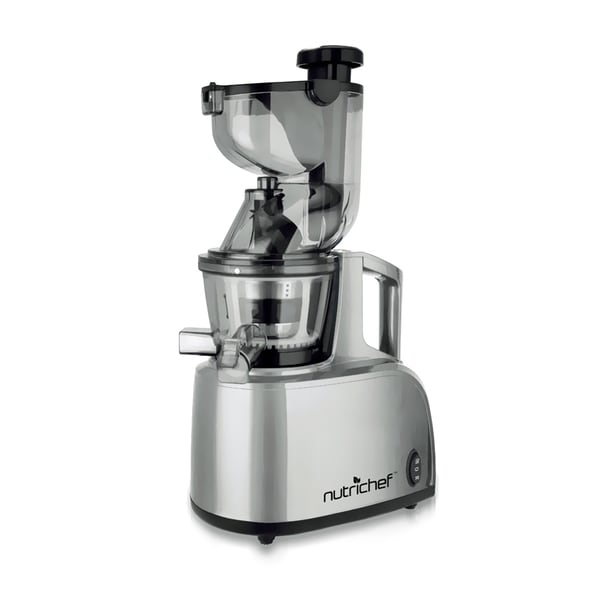 Kalorik Slow Juicer Reviews : Pyle PKSJ40 Countertop Masticating Slow Juicer and Drink Maker - 17611621 - Overstock.com ...