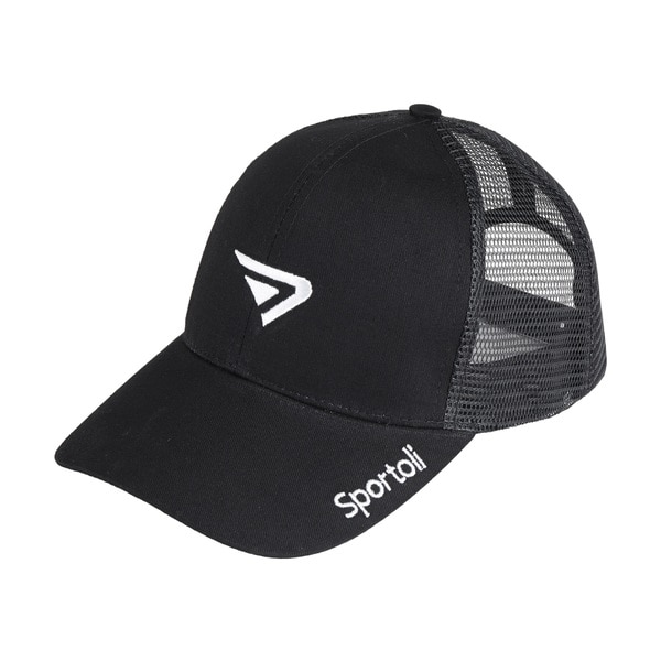 Adults Cotton Blend Mesh Back Adjustable Cap