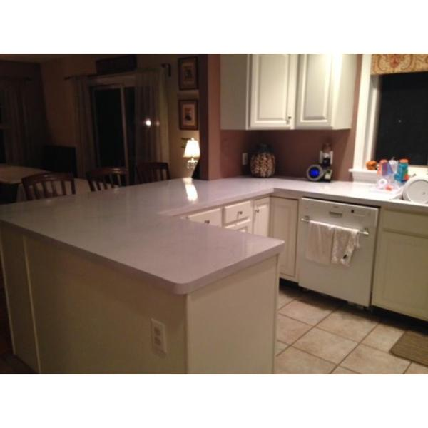 As Seen on TV Instant Granite Italian White Marble 3'x12'