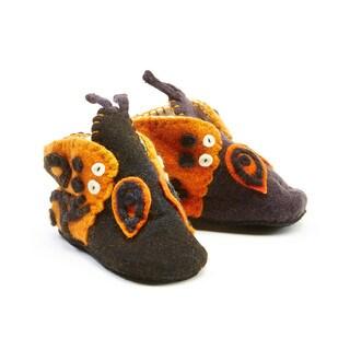 Kid's Wool Monarch Zooties (Kyrgyzstan)