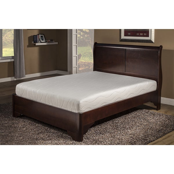 Luxury 8-inch Twin-size Gel Memory Foam Mattress