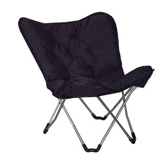 Sharper Image Memory Foam Butterfly Chair