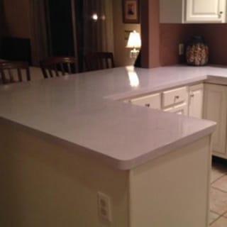 As Seen on TV Instant Granite Italian White Marble 3x6