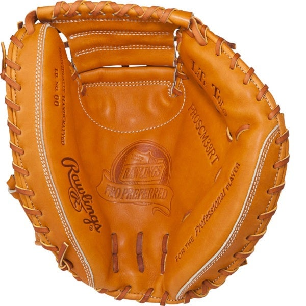 Rawlings Pro Preferred 33-inch Baseball Catchers Mitt