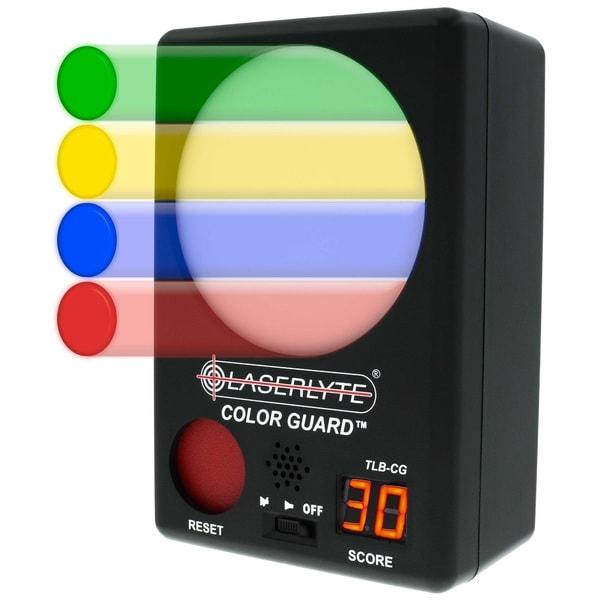 LaserLyte Color Guard Target Trainer Target