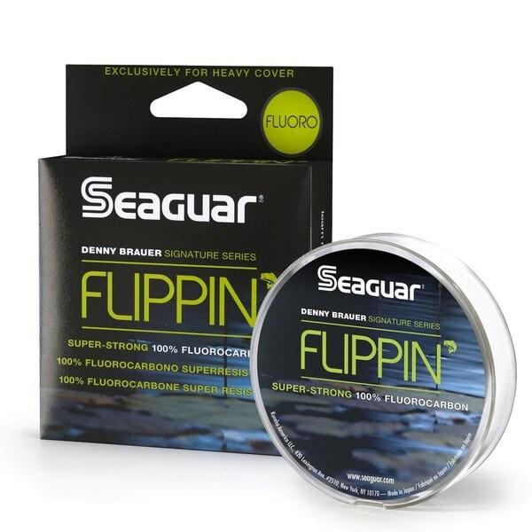 Seaguar Denny Brauer Flippin' Fluoro Test Fishing Line