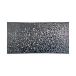 Fasade Cayman Galvanized Steel Wall Panel (4' x 8')