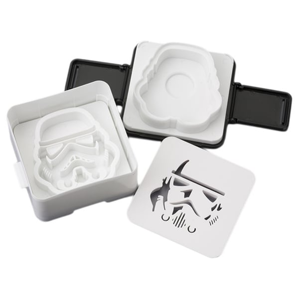 Star Wars Pouch Sandwich Shaper - Stormtrooper