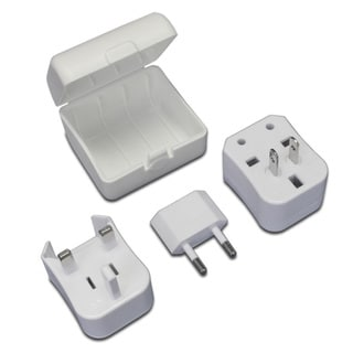 MaximalPower Universal Travel Power Outlet Adapter