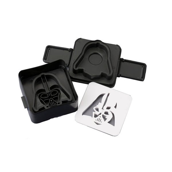 Star Wars Pouch Sandwich Shaper - Darth Vader