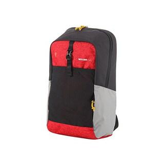 Incase Primitive P-Rod Red/Black Cargo 15-inch Macbook Backpack