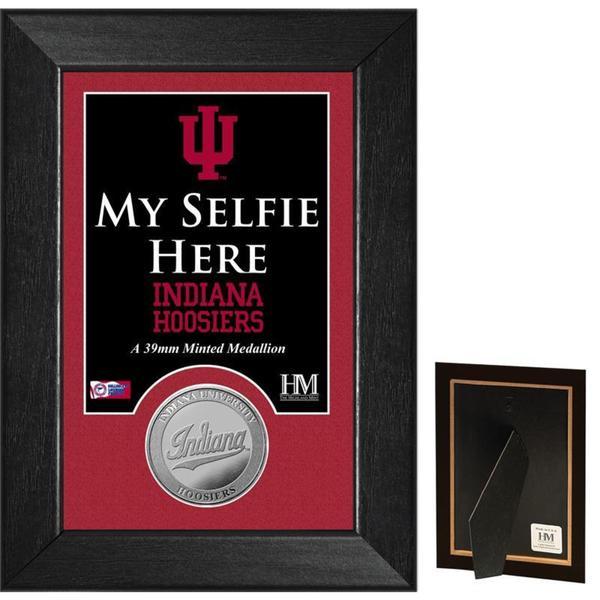 "Indiana University ""Selfie"" Minted Coin Mini Mint"