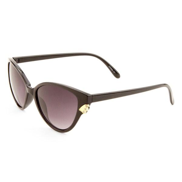 EPIC Eyewear Angel Wing Cateye Hipster Fashion Sunglasses