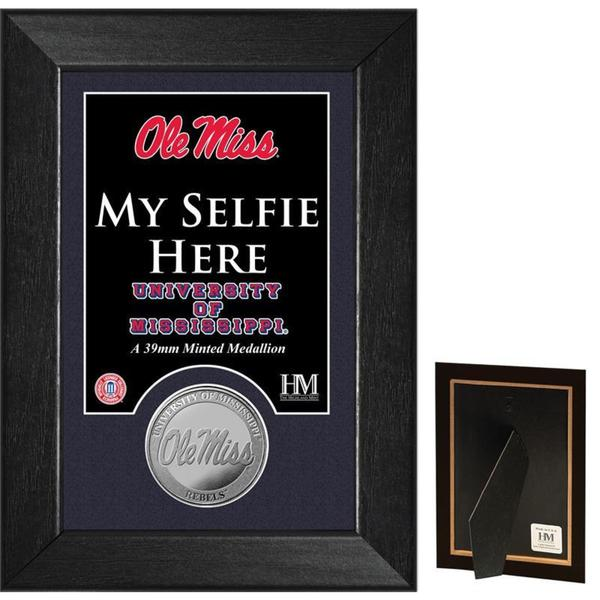 "University of Mississippi ""Selfie"" Minted Coin Mini Mint"