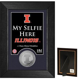 "University of Illinois ""Selfie"" Minted Coin Mini Mint"