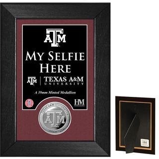 "Texas A&M University ""Selfie"" Minted Coin Mini Mint"