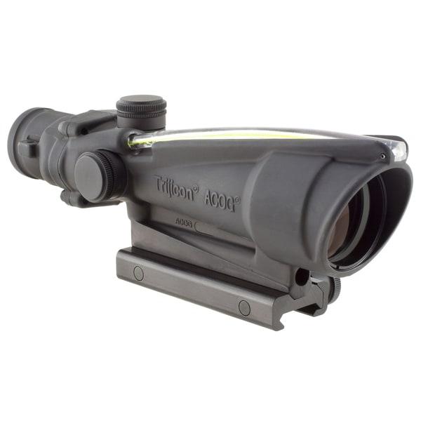 Trijicon ACOG 3.5x35mm Dual Illuminated Amber Chevron M193
