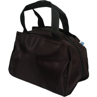 Bright Microfiber Insulated Lunch Bag