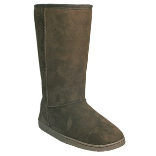 Dawgs Women's 13-inch Microfiber Boots