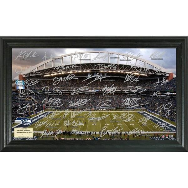 Seattle Seahawks Signature Gridiron Collection