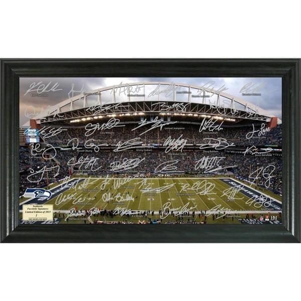 Seattle Seahawks Signature Gridiron Collection