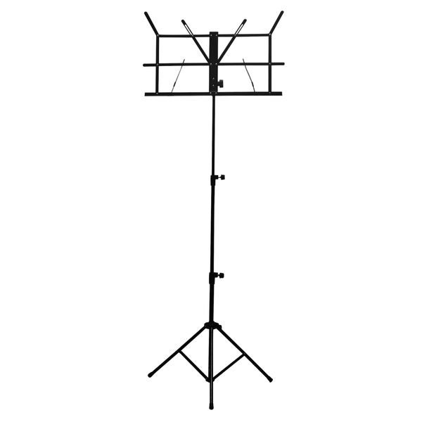 Black Metal Tripod Music Stand