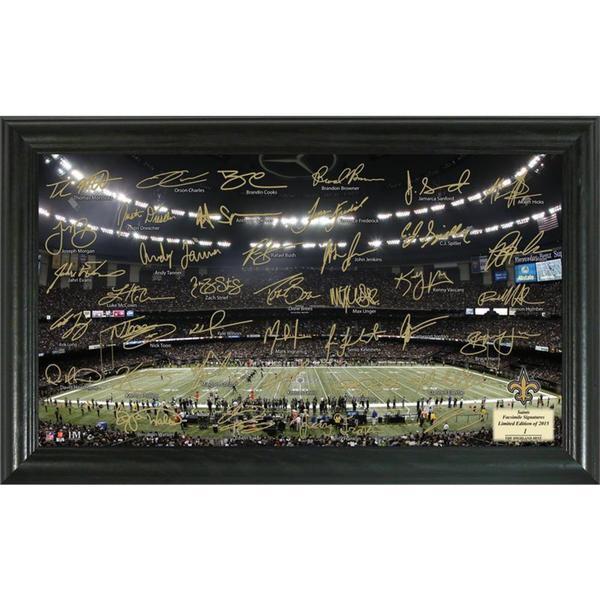 New Orleans Saints Signature Gridiron Collection