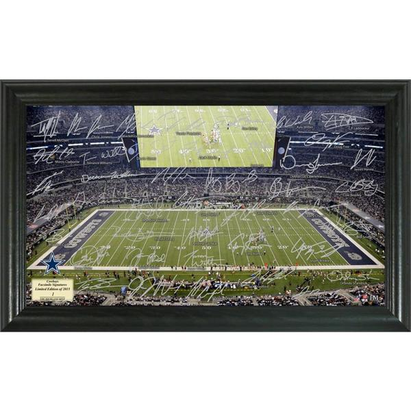 Dallas Cowboys Signature Gridiron Collection