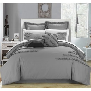 Chic Home Scotsdale Cotton 8-piece Comforter Set