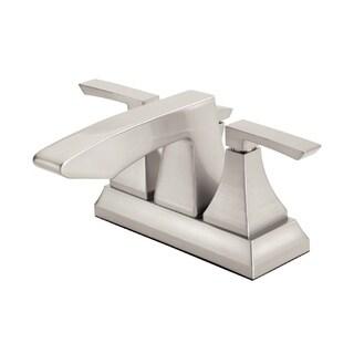Danze D301036BN Nickel Logan Square Bathroom Faucet