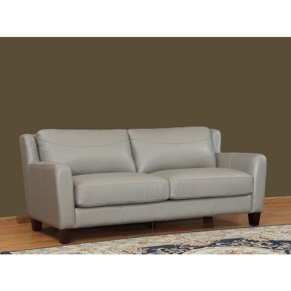 Lazzaro Leather Celtic Sofa