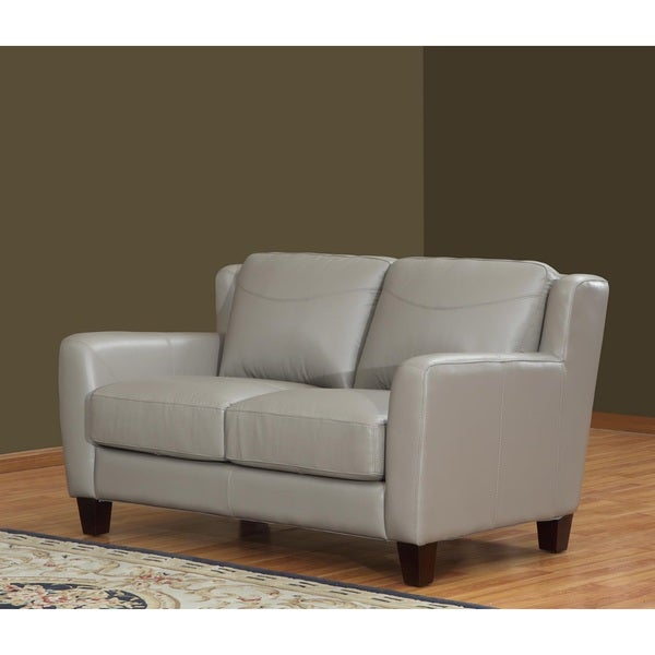 Lazzaro Leather Celtic Loveseat