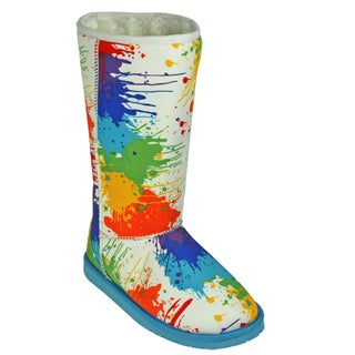 USA Dawgs Women's 13-inch LoudMouth Boots