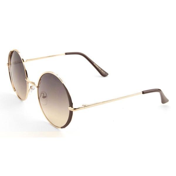 EPIC Eyewear Hipster Round Fashion Sunglasses