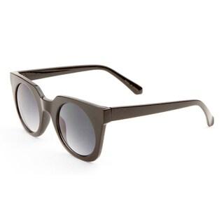 EPIC Eyewear Vintage Horn Rimmed Bold Framed Cateye Fashion Sunglasses