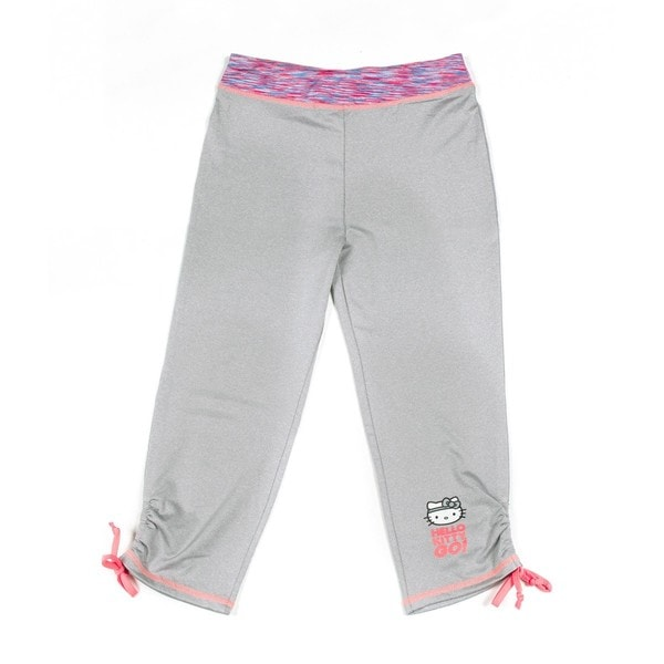 Hello Kitty Sport Capri with Side Cinch Legging