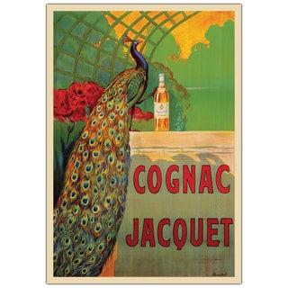 Vintage Art 'Cognac Jacquet' Canvas Wall Art