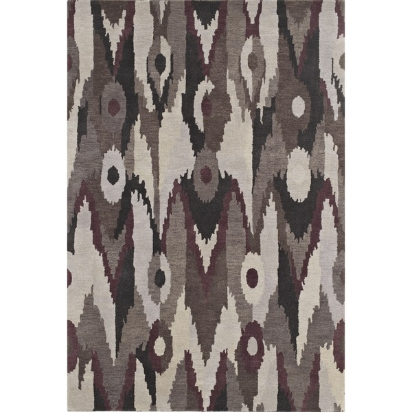 Ysleta Multi-colored Rectangular Rug (9' x 13')
